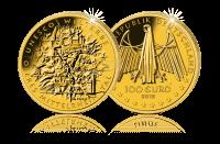 Münzen Unesco Welterbe Mittelrheintal