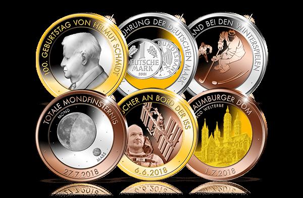 Sondergedenkprägungen Deutschland Btn Münzen Online Kaufen