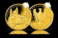 Münzen Unesco Welterbe Speyer