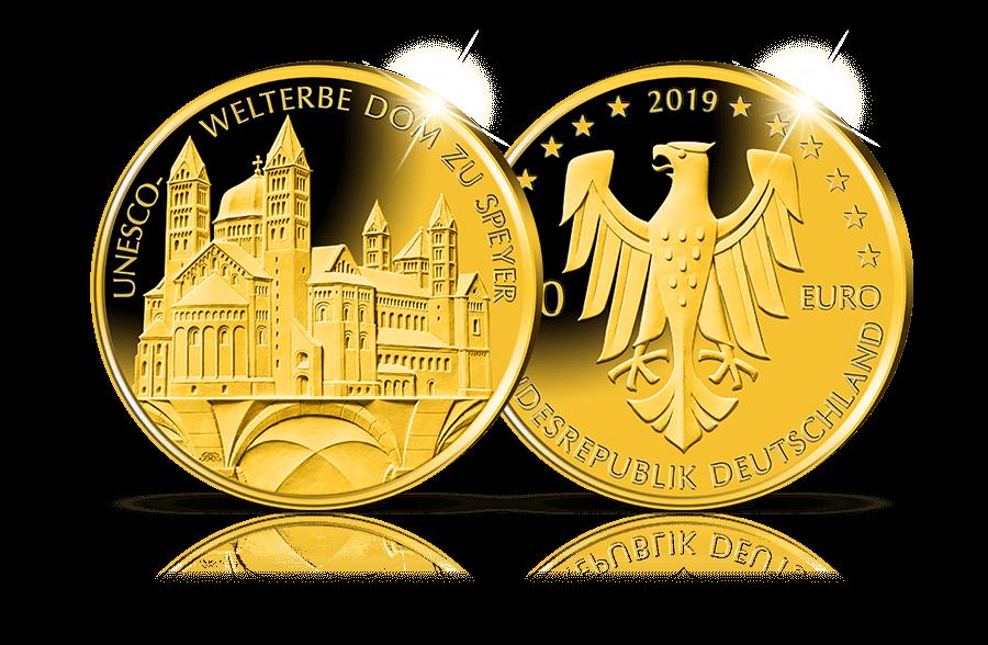 100 Euro GoldmГјnze 2020