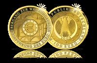 Münzen Übergang zur Währungsunion