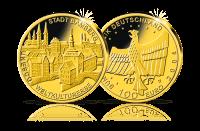 Münzen Unesco Welterbe Bamberg