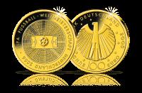 Münzen GIFA Fußball-WM 2006