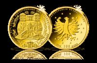 Münzen UNESCO Welterbe Brühl