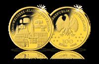 Münzen Unesco Welterbe Weimar
