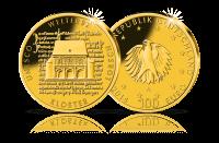Münzen Unesco Welterbe Lorsch