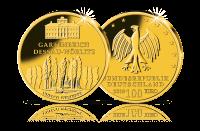 Münzen Unesco Welterbe Dessau-Wörlitz